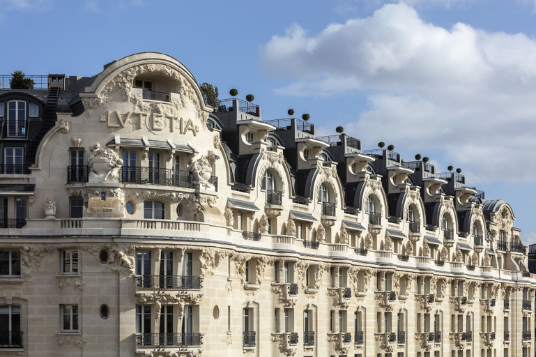 Hotel Lutetia, The Leading Hotels of the World, Paris