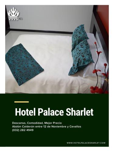 Hotel Palace Sharlet, Ambato