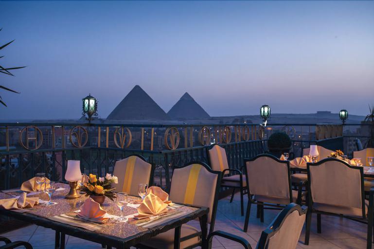 Pyramids Plaza Hotel, Al-Ahram