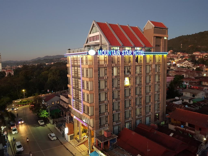 Mountain Star Hotel, Taunggye