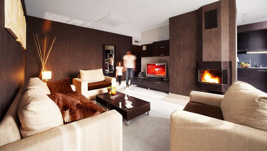 Lucky Bansko Aparthotel SPA & Relax, Bansko