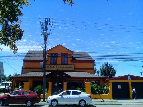 Hotel CasaGrande, Valdivia