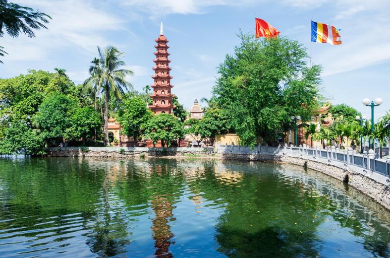 House of Tea Master in Vietnam, Ba Đình