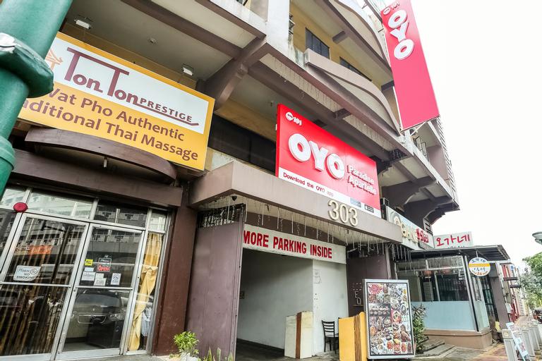 OYO 191 Paradise Apartelle, Quezon City