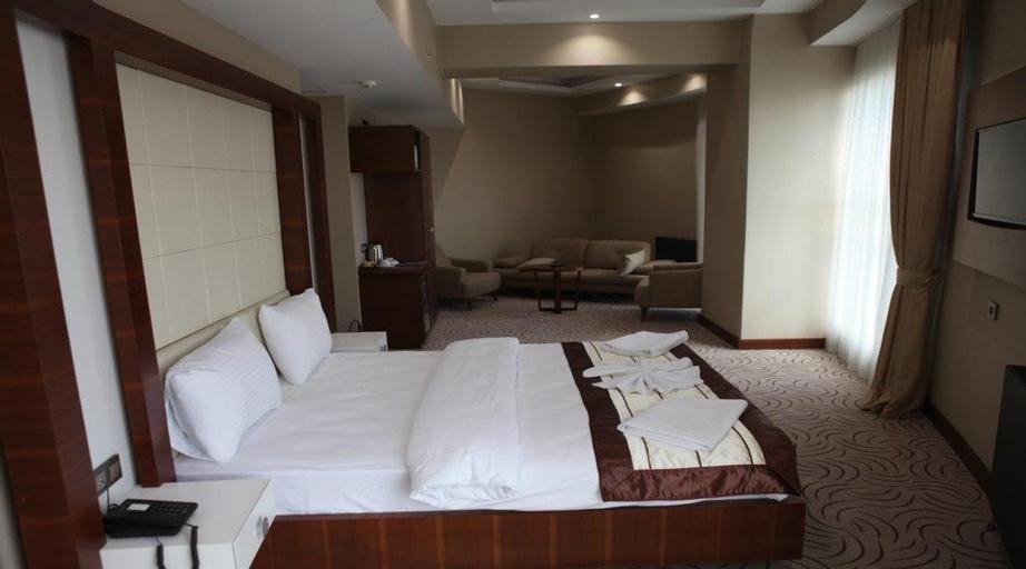 Kars Park Hotel, Merkez
