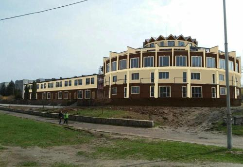 Hostel on Dragomanova 27, Rivnens'ka