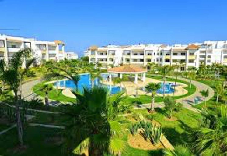 Apartment With one Bedroom in Assilah, With Wonderful sea View, Shared Pool and Furnished Garden - 100 m From the Beach, Tanger-Assilah