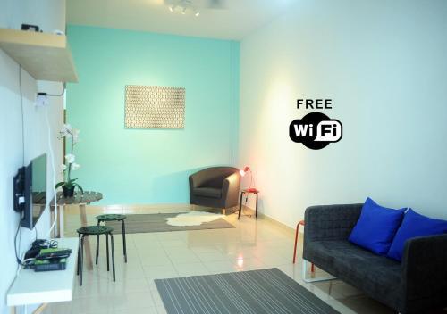 Orked Guesthouse - GREY House, Hulu Terengganu