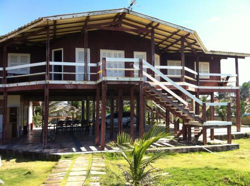 A Grande Casa de Abreulandia, Fortaleza