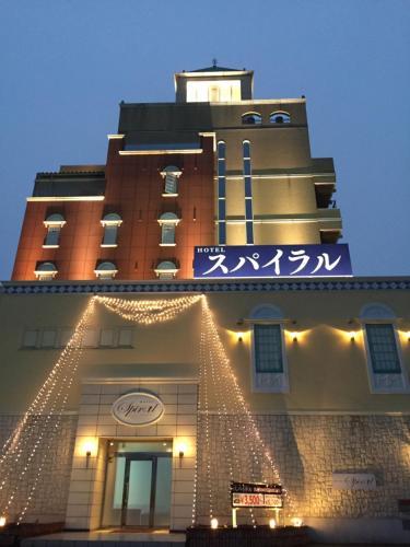 Hotel Spiral, Toyama