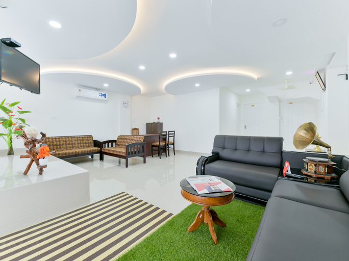 OYO 14865 Home Modern 2BHK Kochi Airport, Ernakulam