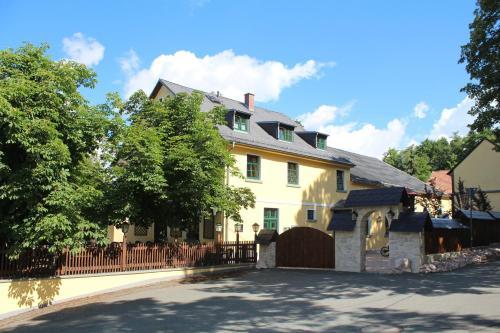 Landhotel Zum grünen Baum, Vogtlandkreis