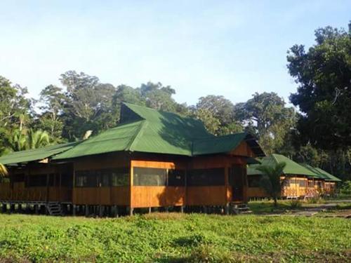 Aguajal Manu Lodge, Manu