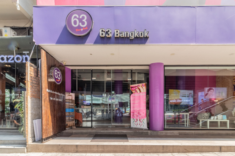 63 Bangkok Boutique Bed & Breakfast, Wattana