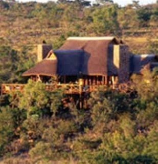 Shidzidzi and Nungubane Private Game Lodge , Waterberg