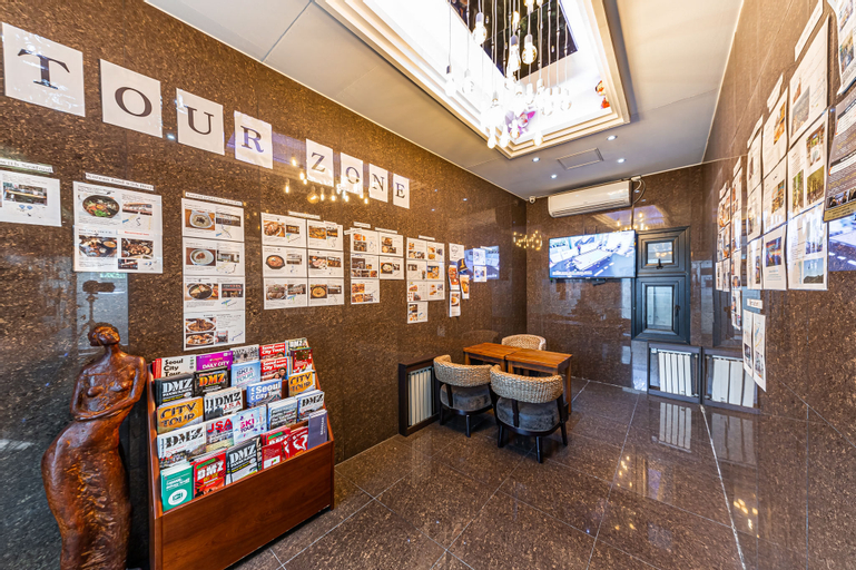 Friendly DH Naissance Hotel by Mindrum group, Seongbuk