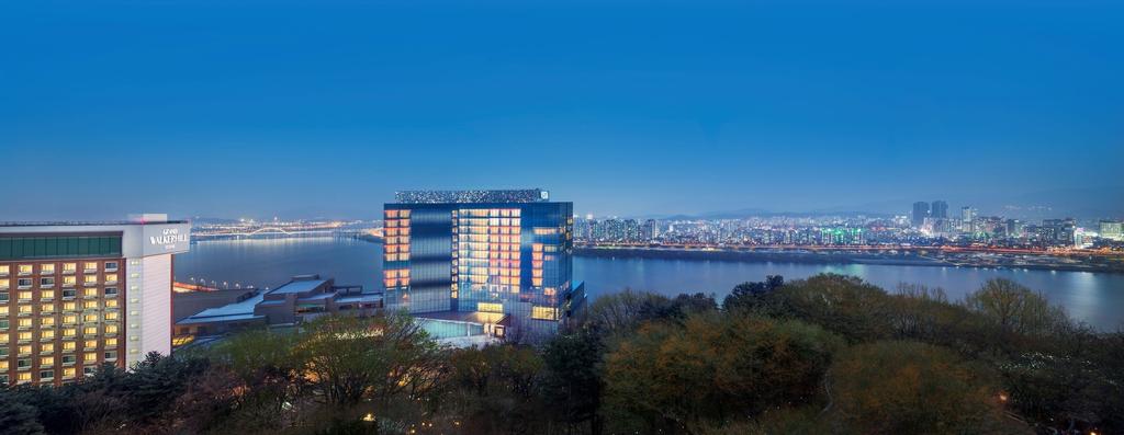 Vista Walkerhill Seoul (formerly W Seoul Walkerhill), Jungnang
