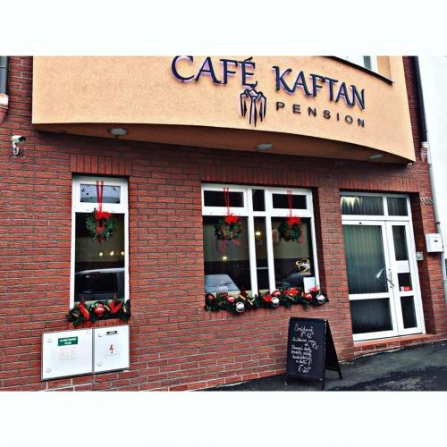 Cafe Kaftan - pension, Kolín