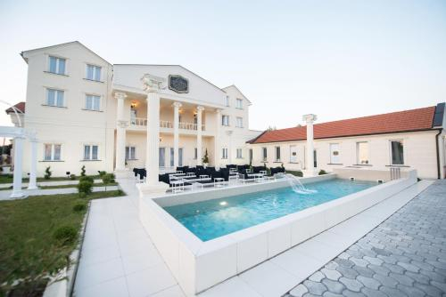 B&B Villa Palace, Novi Sad