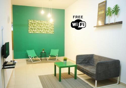 Orked Guesthouse - GREEN House, Hulu Terengganu