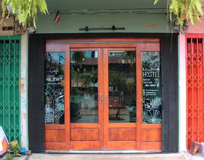 Klong House hostel & cafe, Phra Nakhon