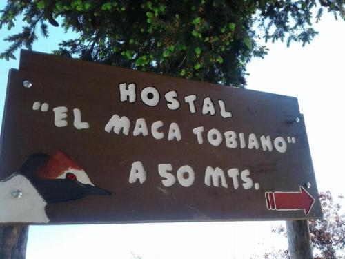 Hostel El Maca Tobiano, Lago Buenos Aires