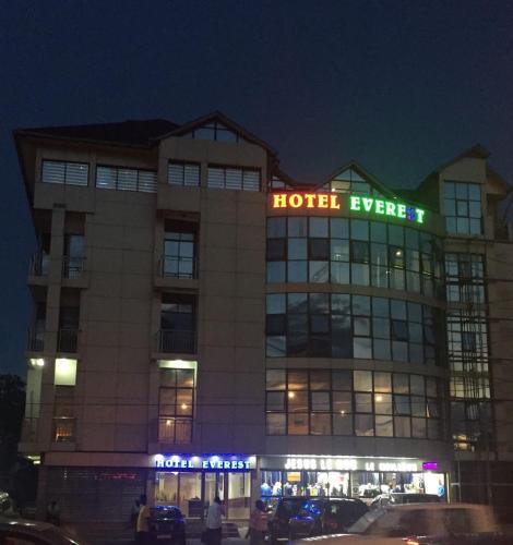 Hotel Everest RD CONGO, Kinshasa