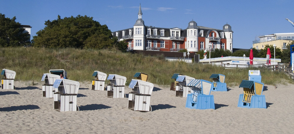 Strandhotel Preussenhof, Vorpommern-Greifswald