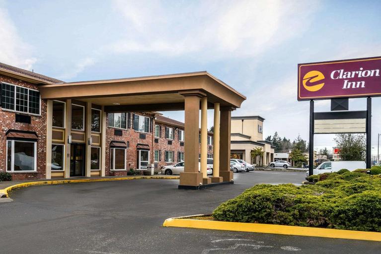 Clarion Inn Tacoma, Pierce