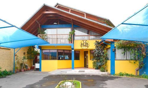 Hotel Rucahue, Los Andes