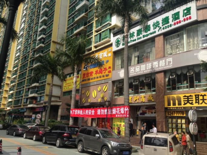 Green Tree Inn ShenZhen Huanggang Port Futian S, North