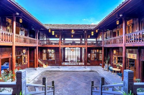 Ti Hu, Baoshan