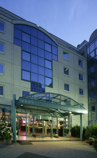 Mercure Hotel Frankfurt Airport Langen, Offenbach