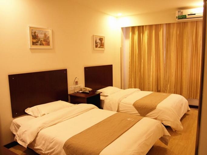 GreenTree Alliance Jinan Licheng Town Yaohua Road Yaoqiang Airport Hotel, Jinan