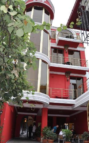 HOTEL AMBER, Batumi