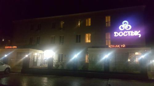 Hotel Resort Dostyk, Atyrau