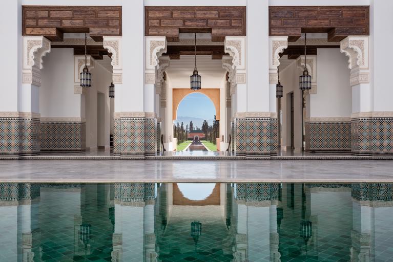 The Oberoi Marrakech, El Kelaâ des Sraghna