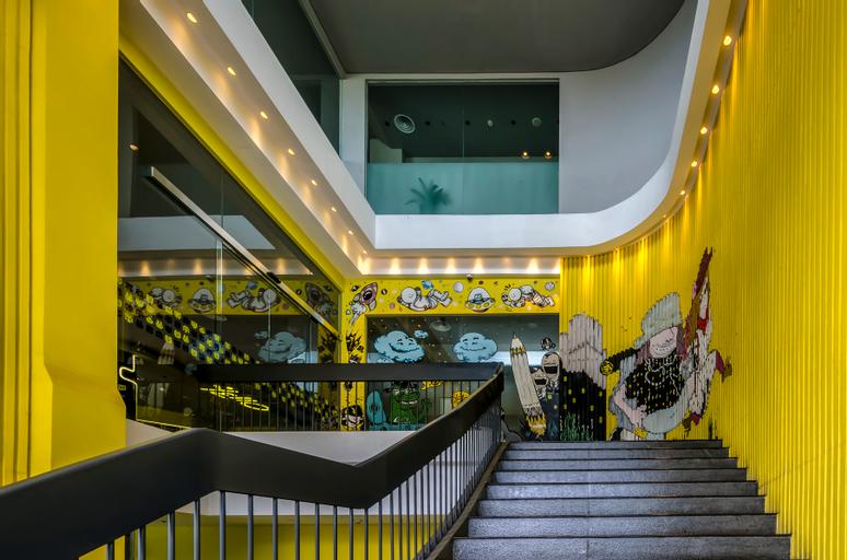 Yello Hotel Jemursari, Surabaya
