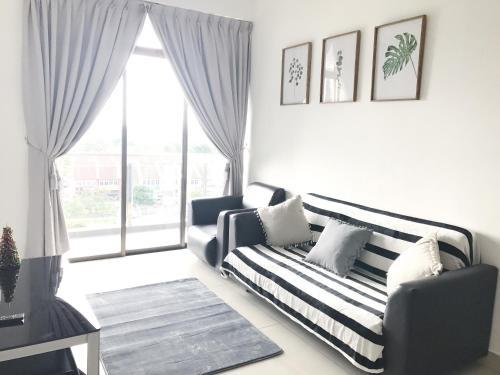 D'Inspire Residence Everstay 3Bedroom 6pax Condo, Johor Bahru