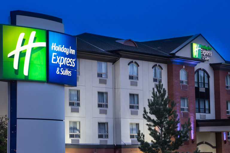 Holiday Inn Express Whitecourt Southeast, Division No. 13