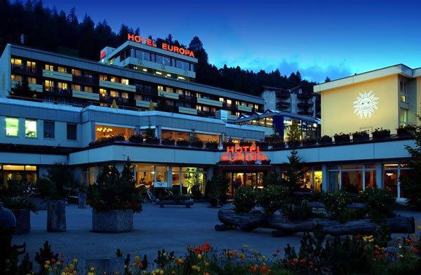Europa St. Moritz, Maloja