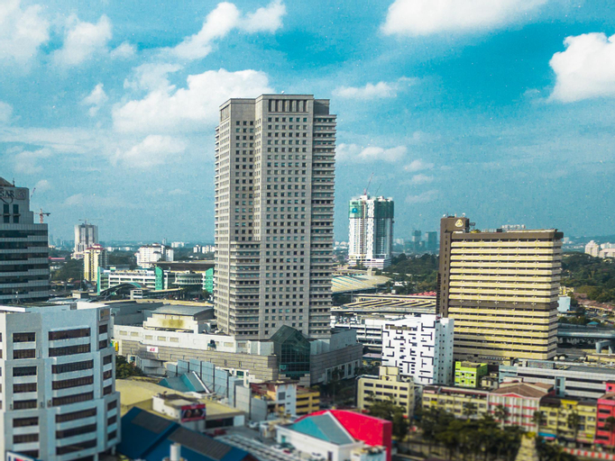 D'Esplanade City View Apartment, Johor Bahru