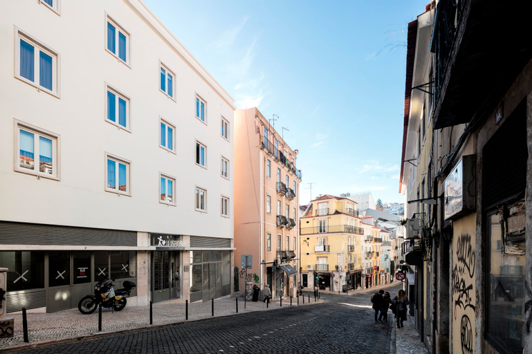 Lisbon Serviced Apartments - Avenida, Lisboa