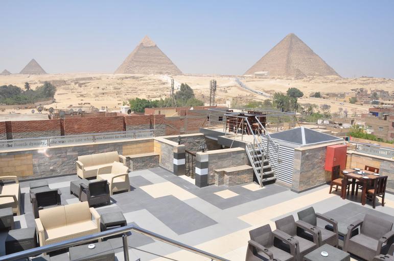Best View Pyramids Hotel, Unorganized in Al Jizah