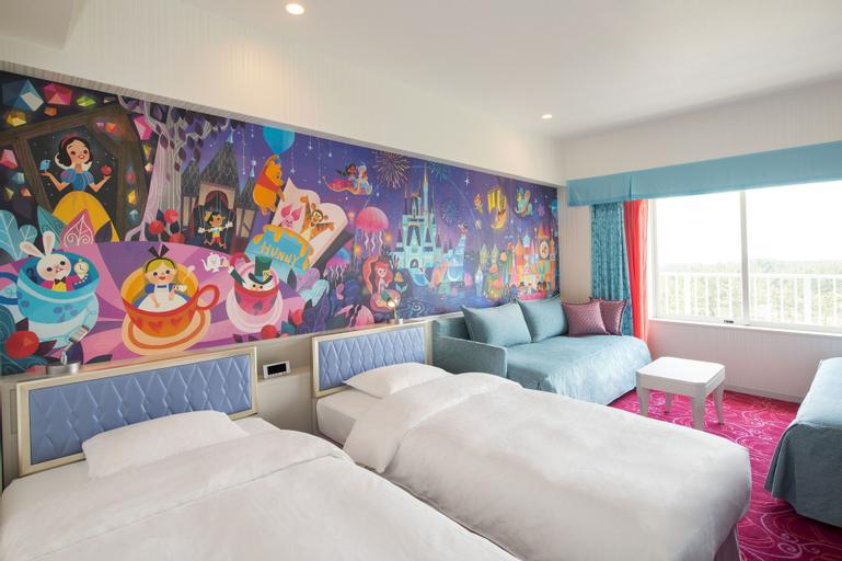 Tokyo Disney Celebration Hotel, Edogawa