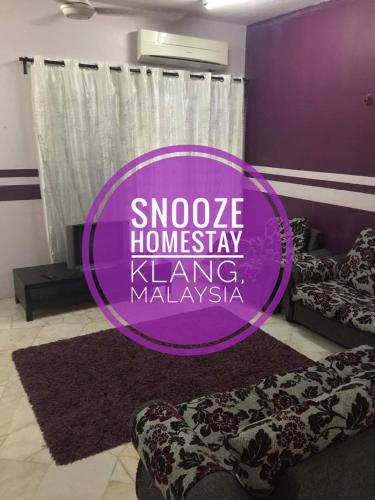 Snooze Homestay, Klang