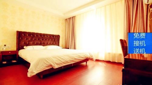 Zhangle Tangang Fanxing Aparthotel, Fuzhou