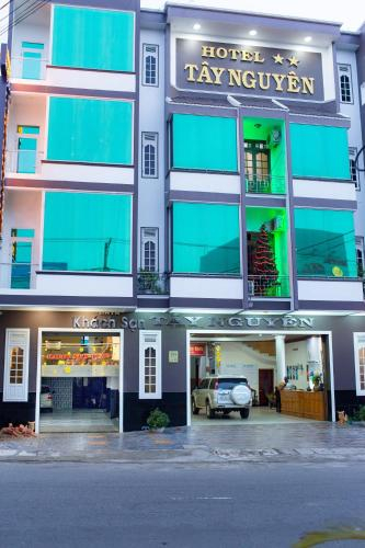 Tay Nguyen Hotel, Kon Tum