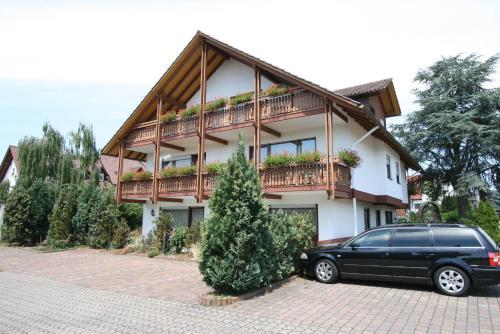 Hotel Garni Sebastian, Südliche Weinstraße