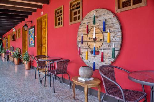 HOTEL PANCHOY, Antigua Guatemala